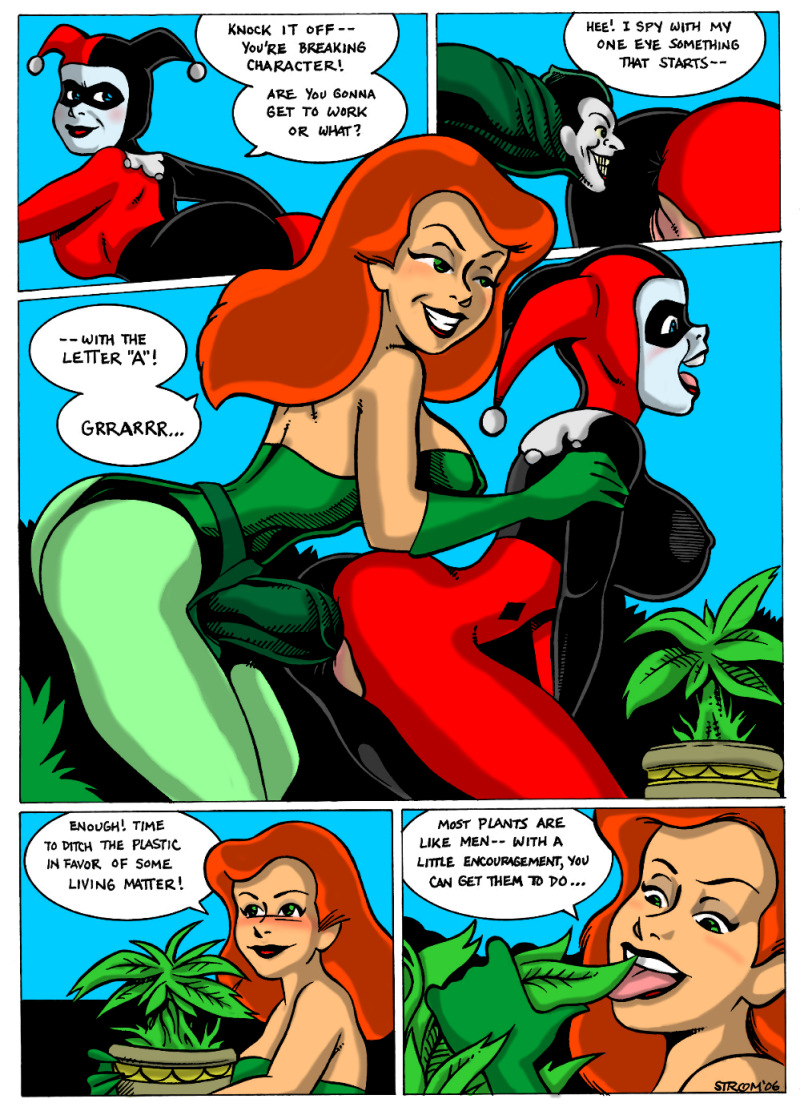 batman ivy poison the 2004 Night in the woods lori m