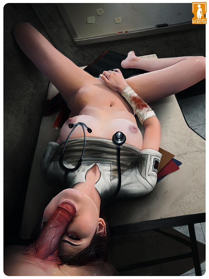 the within evil Harley quinn fucked by dogs