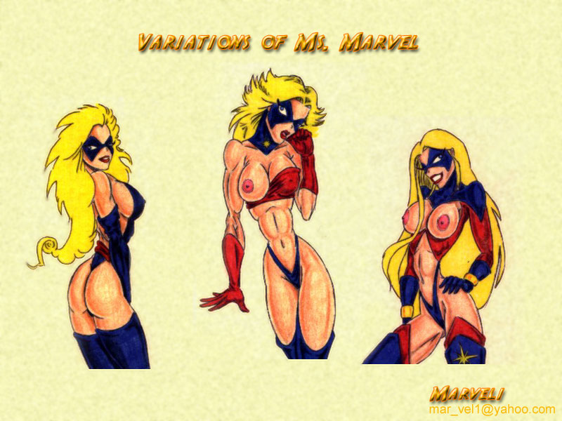 ms. marvel Motion of the ocean furry comic