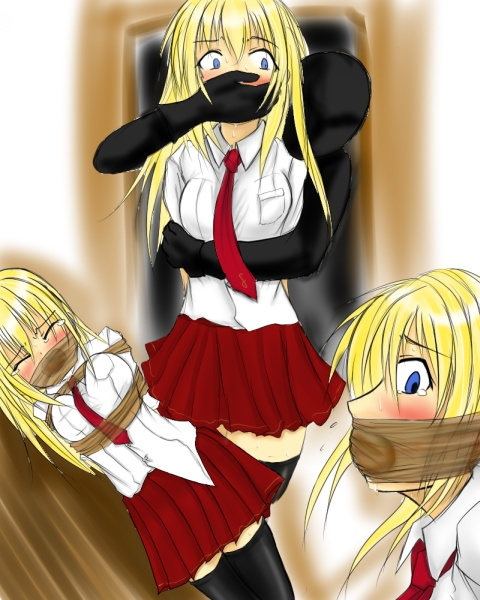 bound alba jessica and gagged Night stalker fallout new vegas