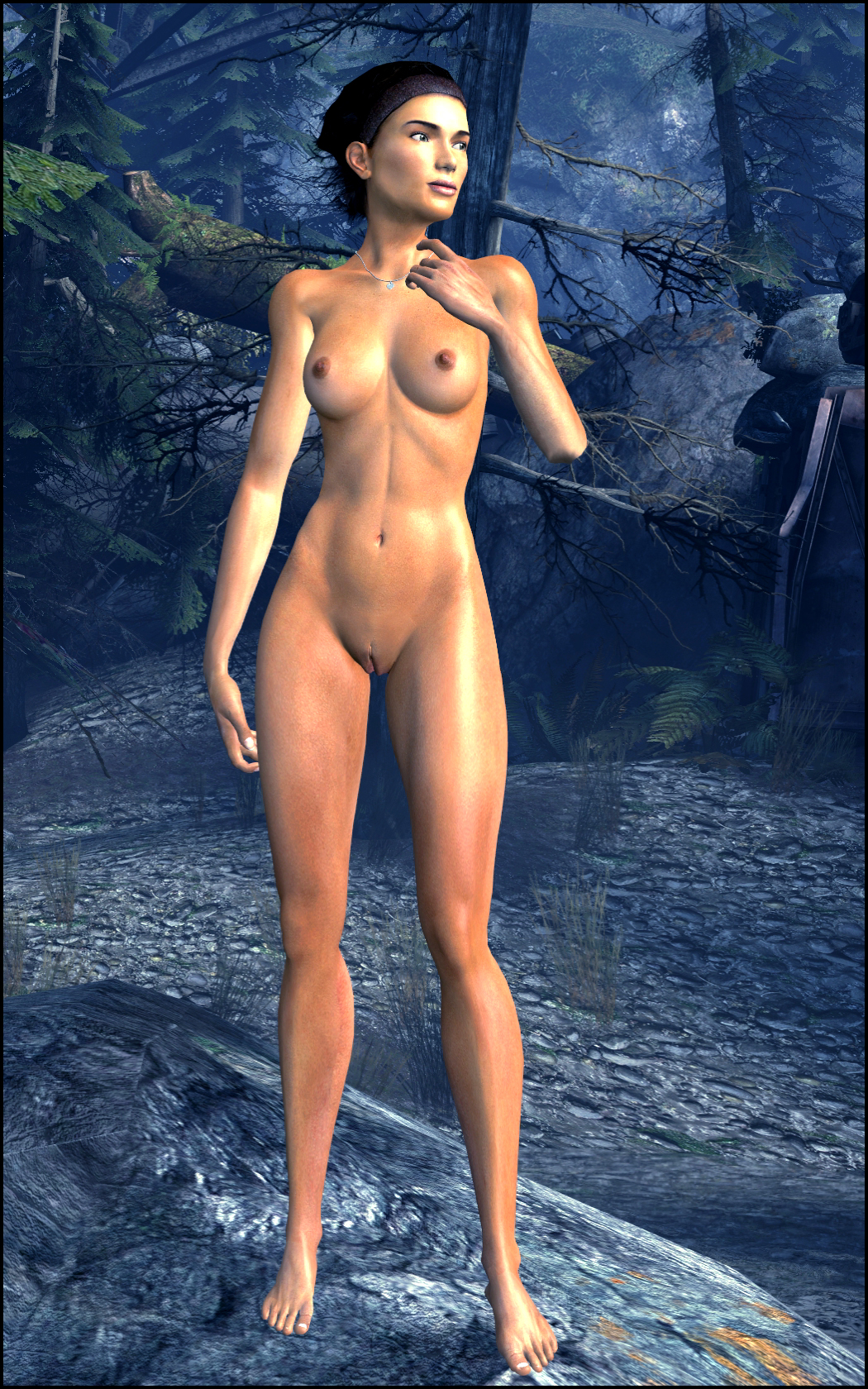 glorious female mod fallout nude 4 Dragon ball z porn android 18