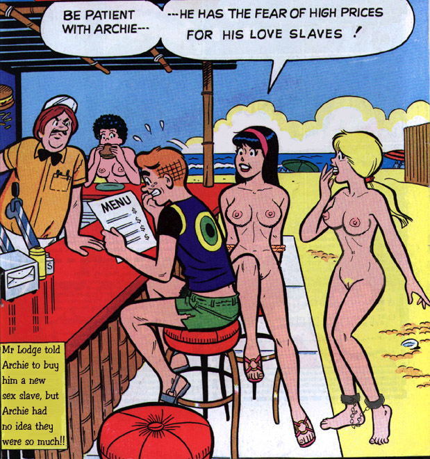 comics veronica betty and porn Fairly odd parents vicky sex