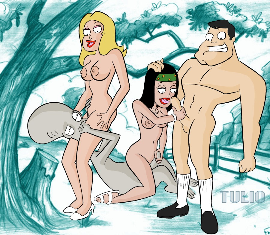 porn francine american dad from My name is rick harrison copypasta