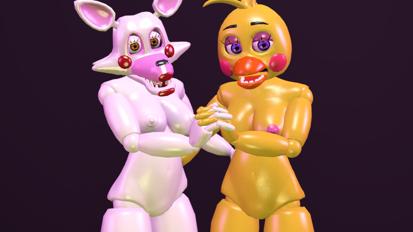 toy x chica porn mangle Chika from five nights at freddy's 2