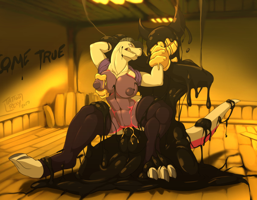 bendy cute ink and the bendy machine How to train your dragon nude