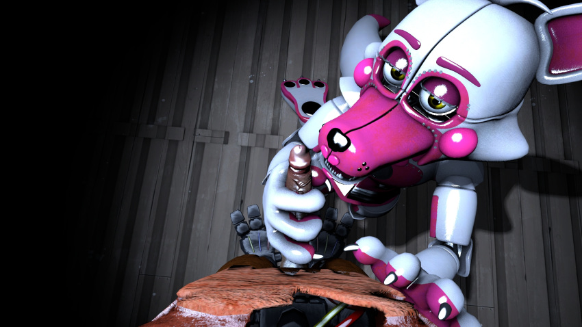 baby fnaf sister location fanart The last of ass hentai