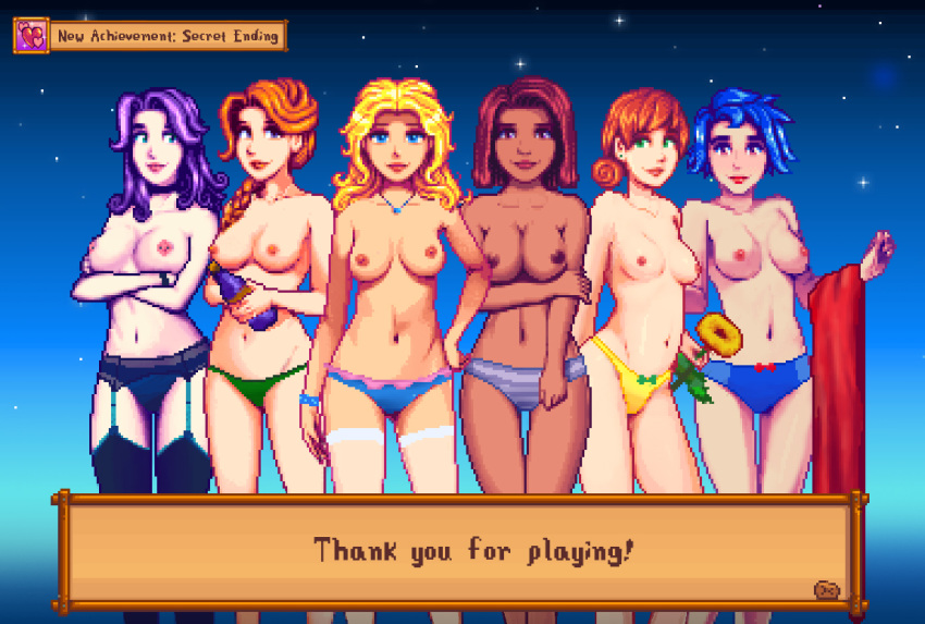 stardew abigail valley Amazing world of gumball naked